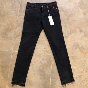 Stella McCartney jeans dark wash